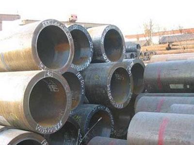 Q345D低合金钢管